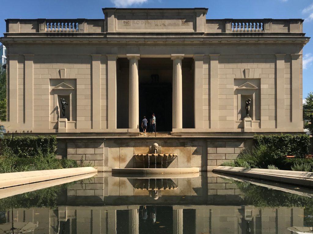 Day Trip To Philadelphia Rodin Museum Destination Roam